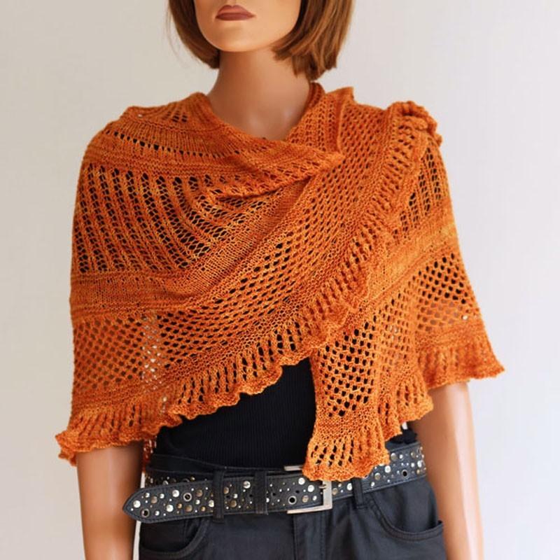 Fil Merino Silk lace