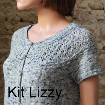 Lizzy - kit cardigan