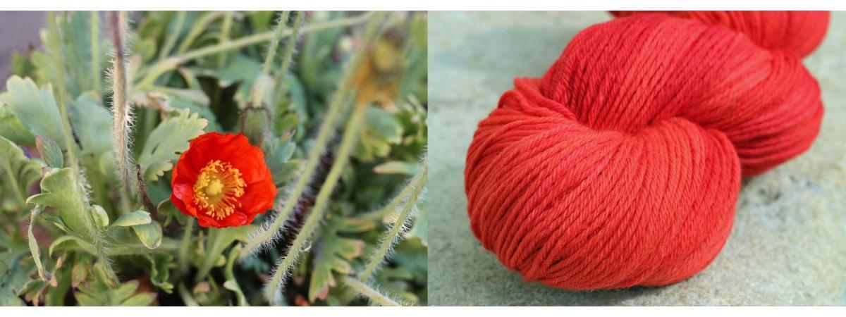 La laine sport a une grosseur de fil intermédiaire idéale pour les pulls