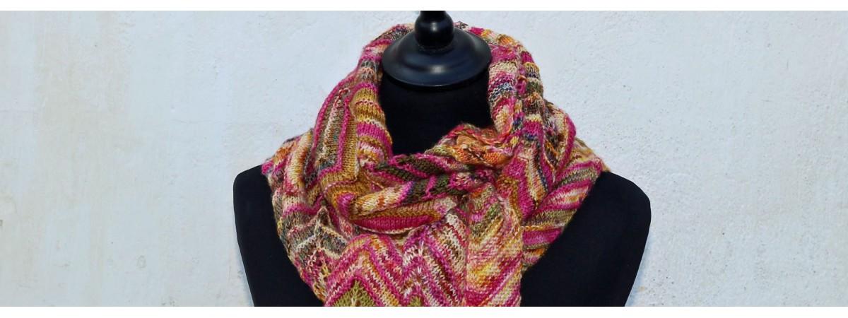 Laine light fingering - une grosseur de fil idéale à tricoter