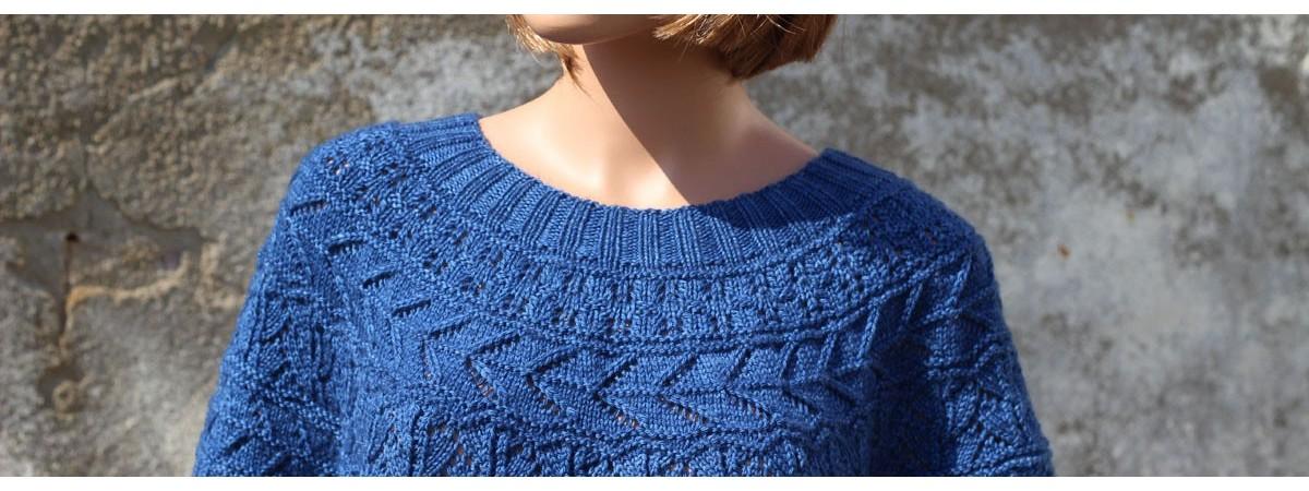 Modèles de gilet et de cardigan à tricoter - Laine Select