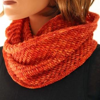 Esile - tour de cou tricot